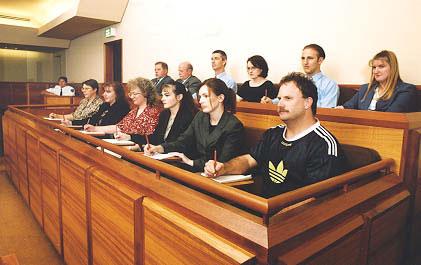 bioscience writers trial by jury