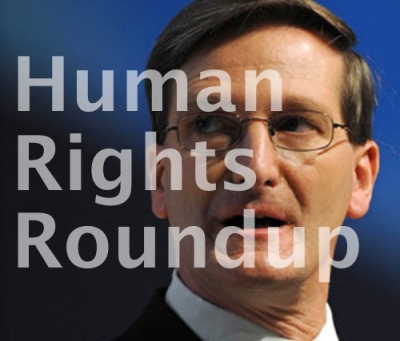Human rights roundup AG