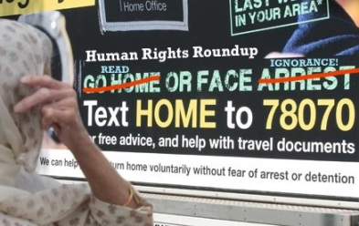 Home office Go Home or Face Arrest