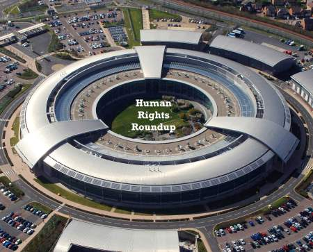 GCHQ at Cheltenham, Gloucestershire