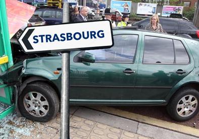 Car crash human rights