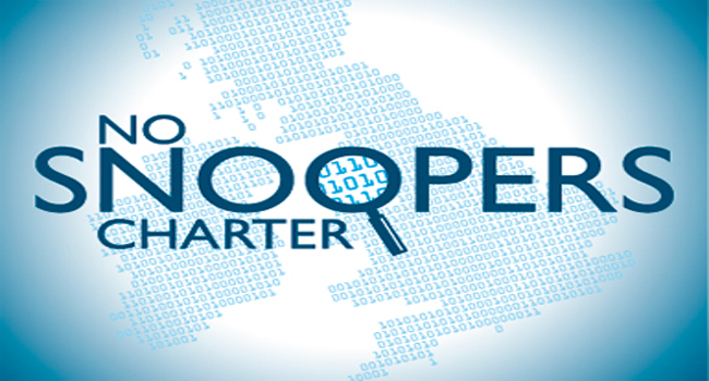 Image result for say NO to snooper in Britain