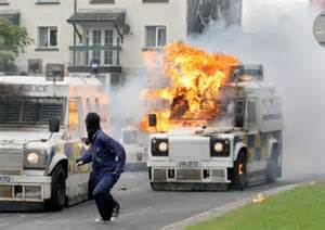 Derry riots