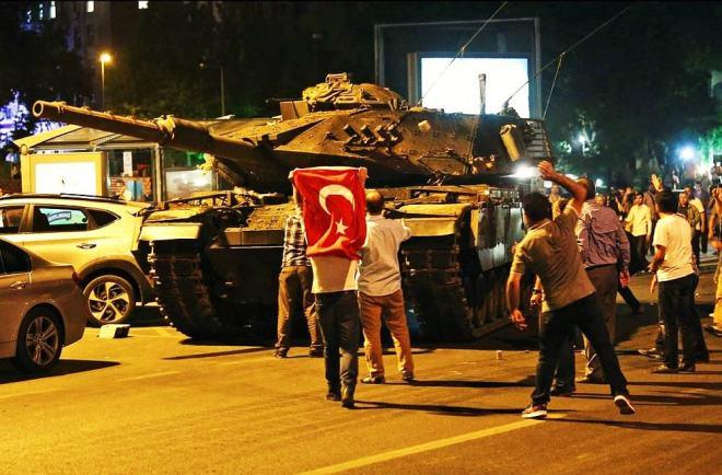 Turkey tank